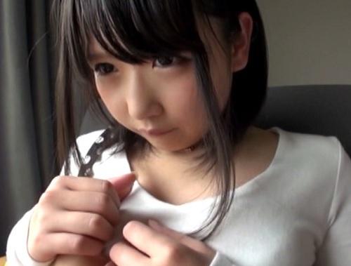 【パイパン中出し】膣内射精後のぽっかり穴あきマンコはヤバイやつw現役女子大生のロリ美少女とホテルで即ハメ・ハメ撮り動画w
