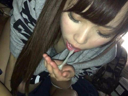 「ん~♡めっちゃ出たw」学内でも有名なロリ美少女JDは普段はアスリート美女!軟派されてコスプレでハメ撮りされてアクメする!