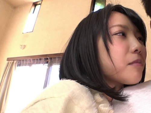 【美少女x寸止め企画】「ねぇ♡いじめられたいの?♡」スレンダー巨乳おっぱいに黒髪の正統派ロリ娘の淫語&チンポ凌辱プレイ!