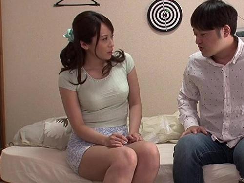 【待って!これお尻に入ってるぅ!】隣の巨乳おっぱい人妻に素股お願いしたら巨尻にヌポッと挿入、アナルに大量中出しww