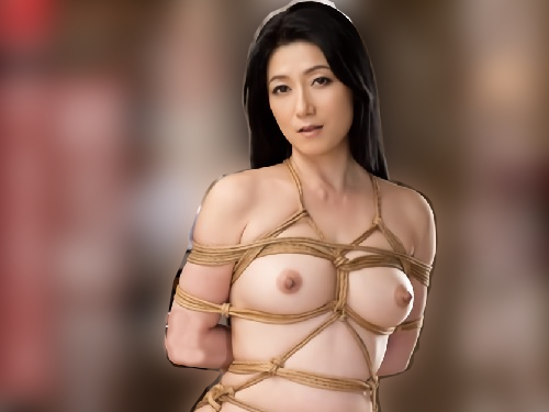 【人妻熟女・NTRレイプ】「いやっ!やめてっ!」巨乳おっぱいおばさんが襲われ剃毛・緊縛される!凌辱され奴隷に落とされる!