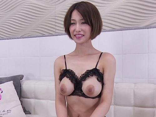 【神乳人妻】「刺激が欲しくて…♡」なんだこの巨乳おっぱいは!?超美人スレンダー痴女若妻のパイパンマンコに膣内射精する!
