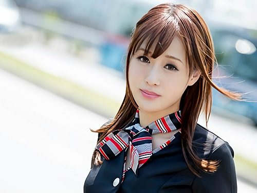 【美脚xハーフCA】「日本人が硬くて最高ぉぉ♡」超美人な美乳おっぱいお姉さんが顔を歪めてアクメ!下着ずらしハメが抜ける!