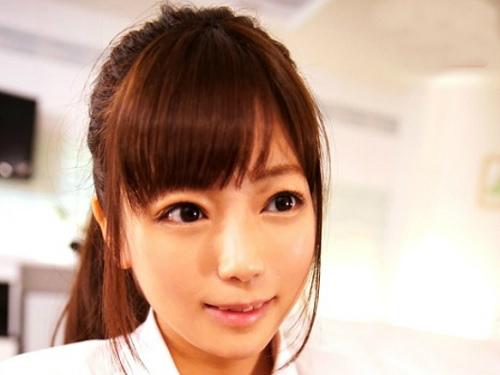 【¥交】「H大好き♡」ポニーテール&スレンダー巨乳おっぱいの美少女JKとSEX!巨尻と美マンコを顔騎で押し付ける痴女!