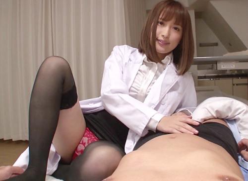 《女医x巨根》「あら♡あなた凄いデカチンじゃない♡」スレンダー巨乳おっぱい美人しかいない病院入院して精液を搾り取られる!
