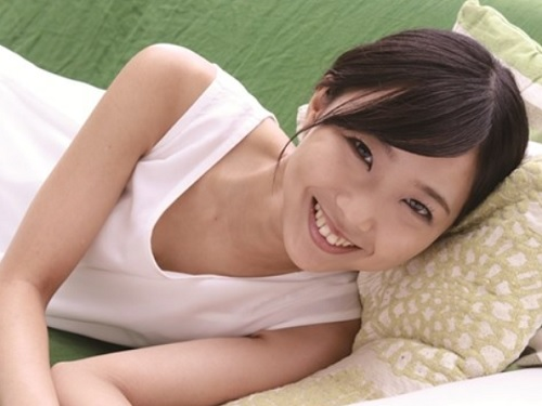 【竹田ゆめ】『気持ちよかった…♡』2度目のSEXがAV!スレンダー美乳おっぱいのロリ美少女女子大生が男優テクで感じちゃう!