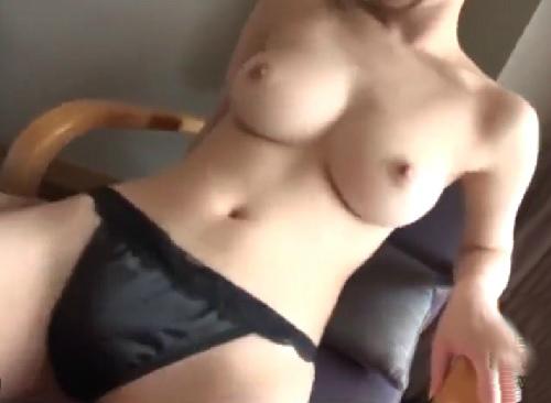 お姉さんハメ撮り「いっぱいしたい…♡」AV男優とHしたくてSEXの為に上京するスレンダー超美乳・巨乳おっぱい淫乱痴女美少女
