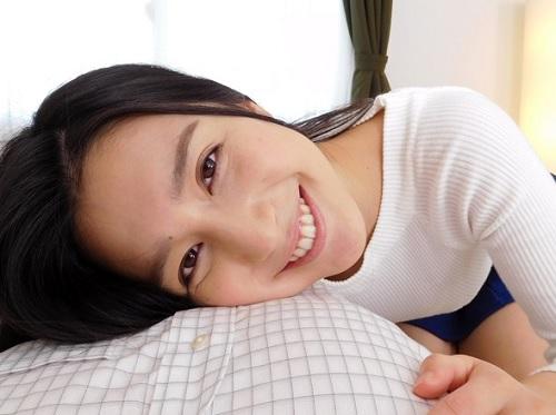 【VR専用】「あんな♡今日な、生で挿入れていい日♡」関西弁のスレンダー巨乳おっぱいお姉さんと孕ませ膣内射精セックス!