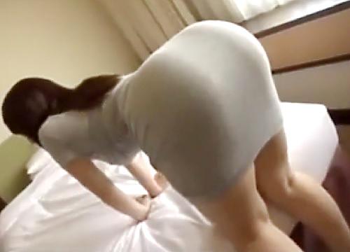【若妻NTR】「恥ずかしいよ・・・♡」旦那の仕事中に不倫セックスでアクメする巨乳おっぱいムチムチ巨尻の素人淫乱人妻!