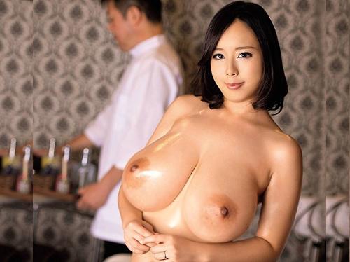 【超乳人妻エステ】「あ、せ、先生ダメ…♡」スペンス乳腺マッサに快楽堕ちするムチムチ巨乳おっぱい人妻がNTRれるww
