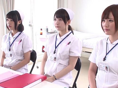 【吐精処置訓練】「それでは処置していきます♡」ザーメン採取のためにドロドロのクチマンコでジュポフェラするナースがエロ過ぎるw