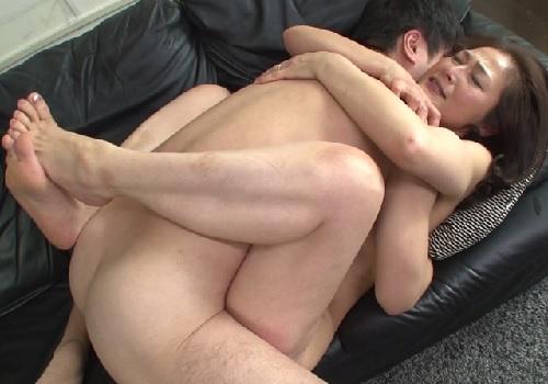 【五十路・人妻熟女】「離さない!離さないからぁぁぁ♡」スレンダー垂れ乳・巨乳おっぱいの母とNTR膣内射精三昧の生活!