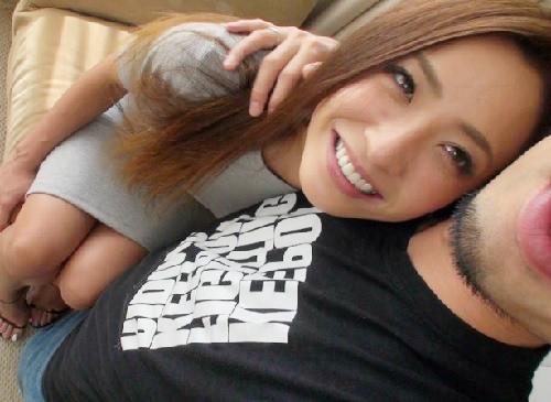 【バツイチ元人妻】「強引なの好き♡」スレンダー美乳おっぱいのモデルみたいなスタイル抜群ボディ、濃厚フェラの痴女とハメ撮り!