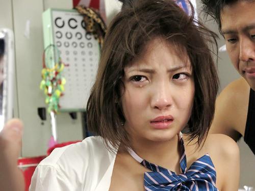 【JKレイプ】「もぉいやぁ…(泣)」ぼくの代わりにイジメられるようになった巨乳おっぱいスレンダー美少女がレイプされる!