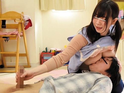 【保育士】「おっきくなったねぇ♡」優しくて欲求不満・ヤリマンな巨乳おっぱいお姉さん達が授乳手コキしてくれるスゴイやつww