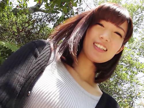 【抜ける!三十路の清楚お姉さん】「興奮するのっ♡」スレンダー巨乳おっぱいの美女!ゆるふわ雰囲気なのにエロい最高のお姉さん!