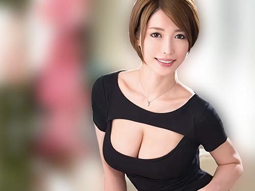 【母の友達おばさん】「初めての女になってあげる♡」スレンダー神乳・巨乳おっぱいの人妻熟女とNTRセックスで膣内射精!!