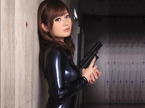 【女捜査官】「や、やめろ・・・!!」人質奪還の為に潜入したスレンダー巨乳おっぱい美人捜査官が悪の組織に無理やり犯される!