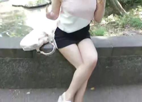 《28歳・おばさん顔のお姉さん》「もっと奥まで…♡」歩くエロ本みたいなスレンダー巨乳おっぱいのお姉さんとシコいハメ撮り!