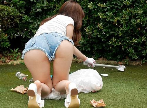 【若妻NTR】「あっ♡感じちゃうっ♡」近所のショートパンツ・美脚の人妻を癒やすためにオイルマッサージついでにハメちゃうw