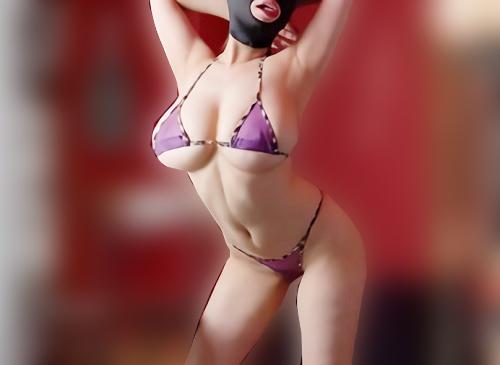 【抜き過ぎ注意xドMメス】「使ってほしいんです…♡」母乳噴出する、ムチムチのIカップ巨乳おっぱい人妻が性処理調教される!