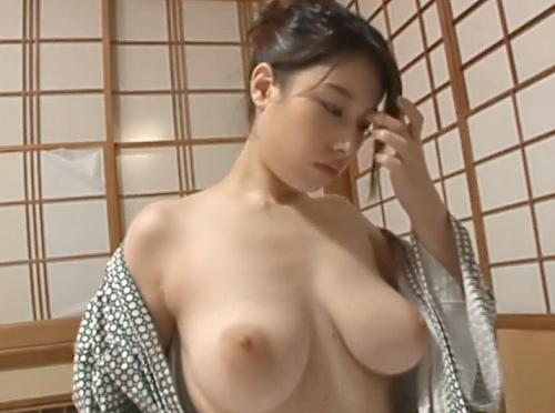 【姉弟相姦】「帰ったらまたしよ?♡」ムチムチ垂れ乳・巨乳おっぱいお姉さんが露天風呂でおしゃぶり、部屋で膣内射精セックス!