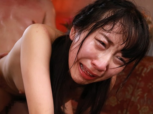 【号泣アクメ】「ぎもぢぃのぉ♡」気持ち良すぎて泣きまくる美乳おっぱいの超ドMお姉さん!連続ハメ・膣内射精で完堕ちww