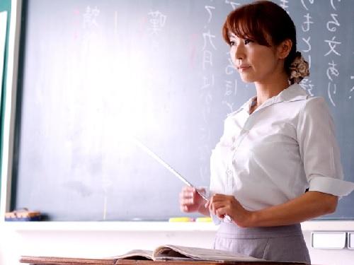 【美熟女・女教師レ●プ】「やめなさいっ!」スレンダー巨乳おっぱいの厳格な教師が生徒に犯され快楽落ち!性処理便器に!