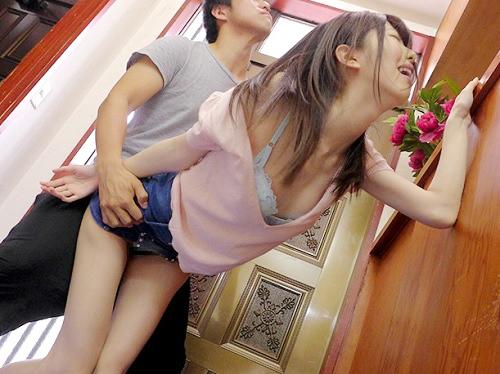 【姉弟相姦】「もぉイってるってばぁ!」スレンダー美乳おっぱい美少女姉に挑発された童貞の弟が激ピス!アクメしまくりお姉さんw