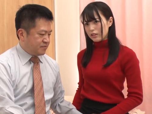【リベンジNTR】「あなたなんて…」昔担任の嫁を寝取った仕返しに、黒髪・長髪美人で美乳おっぱいの妻を目の前で奪われる!