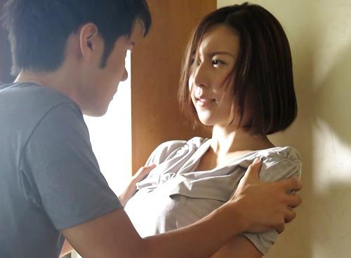 【松下紗栄子】「ほ、欲しい…♡」スレンダー巨乳おっぱい・デカ乳輪の卑猥な体の人妻が隣の若者チンポに快楽堕ちしてしまう!