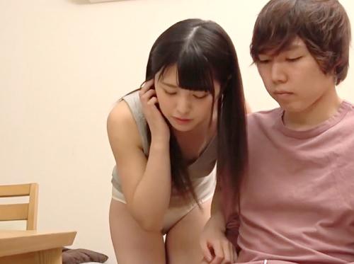 【友達の姉】「ん~?どこがわかんない?♡」友人宅で勉強してたら薄着のムチムチ美乳おっぱいのお姉さんが誘惑してくるから…