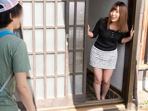 【美人お姉さんx調教】「大きいチンポ良いのぉ♡」スレンダー巨乳おっぱい美女が甥っ子に性処理肉便器調教される|波多野結衣