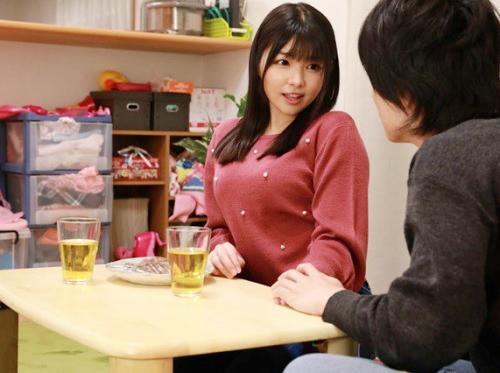 《隣の人妻x不倫》「私に聞いて下さい…♡」シングルパパに優しいムチムチ巨乳おっぱい若妻とNTR・SEXして無許可中出し!
