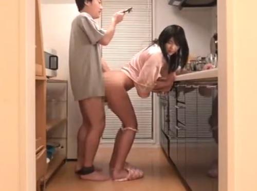 【上司の嫁と不倫】「あぁん♡奥までいいよっ♡」デカ尻の肉割れ線激エロwムチムチ巨乳おっぱい人妻と不倫SEXして膣内射精w