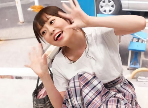 【関西弁企画】「いってまうからぁぁ♡」大阪の素人美少女をナンパ!スレンダー美乳おっぱい娘に方言淫語言わせながらセックス!
